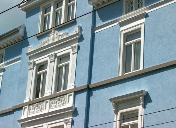 Fassadengestaltung Altbausanierung