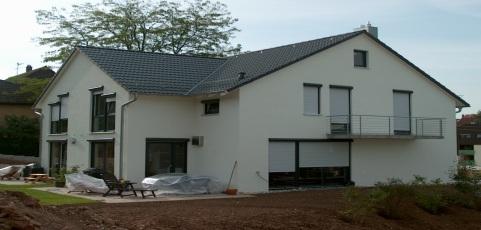 Neubau – Komplettputz