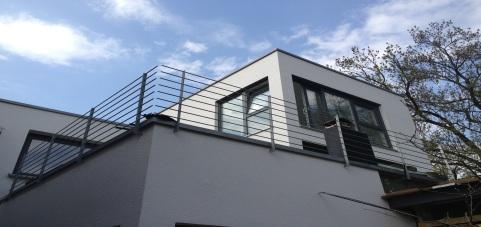 Renovierung eines Wohn- und Geschäftshauses